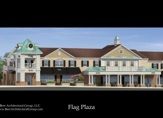 2019-08-06 - BAG Render - Flag Plaza 2