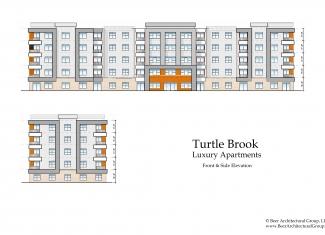 Turtle Brook Luxury Apartments